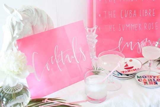 DIY WEDDING PROJECTS: CREATIVE DECOR