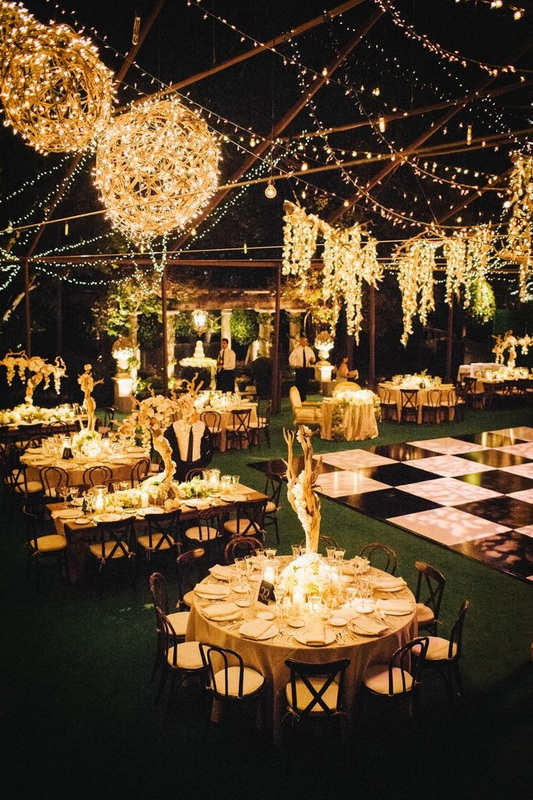 9 WEDDING LIGHTING TRENDS | It Girl Weddings