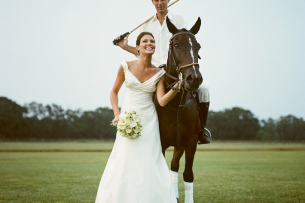 POLO INSPIRED WEDDING SHOOT