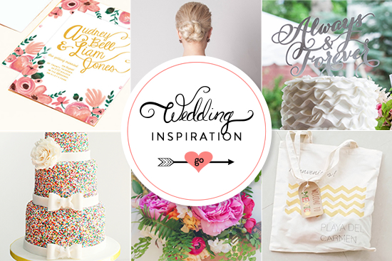 WEDDING INSPIRATION PAGE