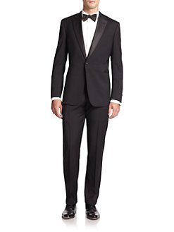 formal men's tuxedo