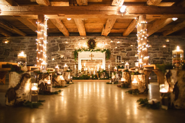 COZY GLAM WEDDING