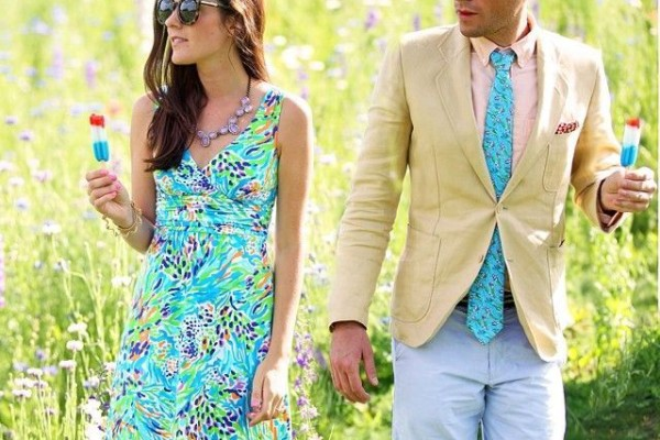 7 WAYS TO STYLE A LILLY PULITZER WEDDING