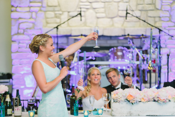 made of honor toast and speech
