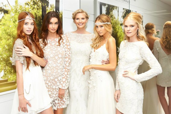 A BO & LUCA BRIDAL COLLECTION
