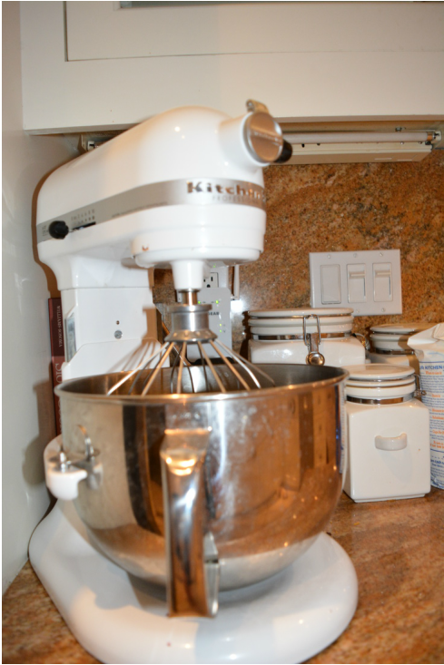 kitchenaid white