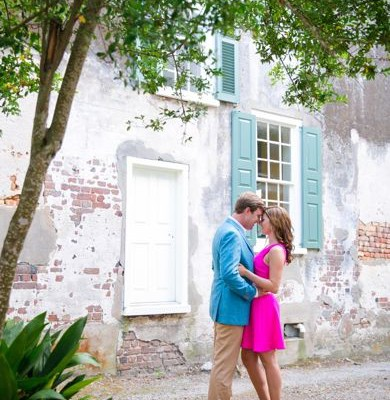 CLASSIC CHARLESTON ENGAGEMENT SESSION