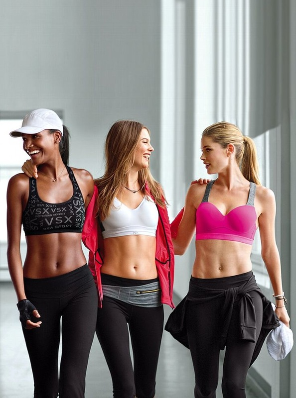 Victoria's Secret workout clothes