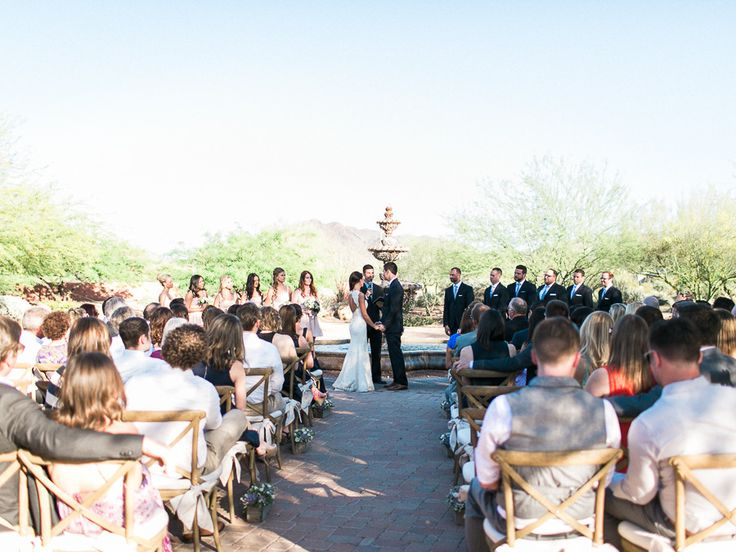 Scottsdale wedding ceremony venue