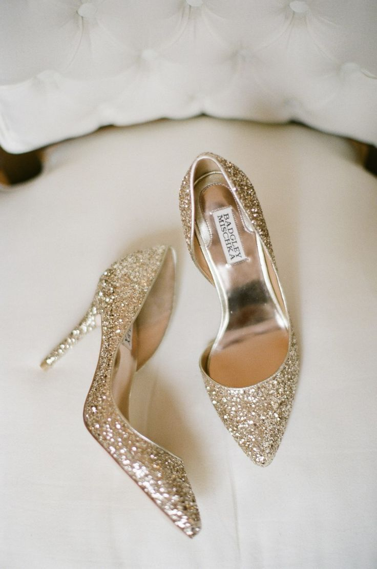 sparkly wedding shoes, gold crystal wedding shoes