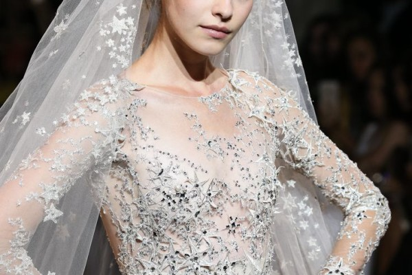 FALL/WINTER 2015-2016 PARIS HAUTE COUTURE BRIDAL RUNWAYS