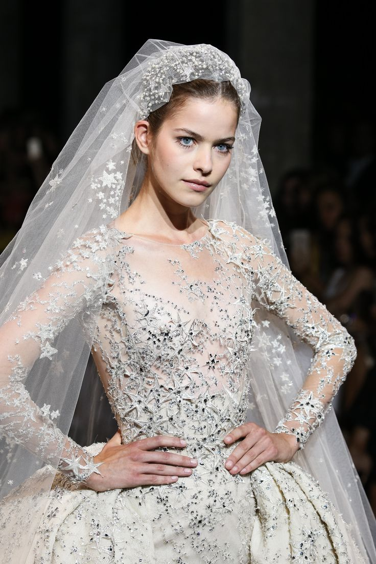2016 paris bridal couture runway it girl weddings for A haute couture