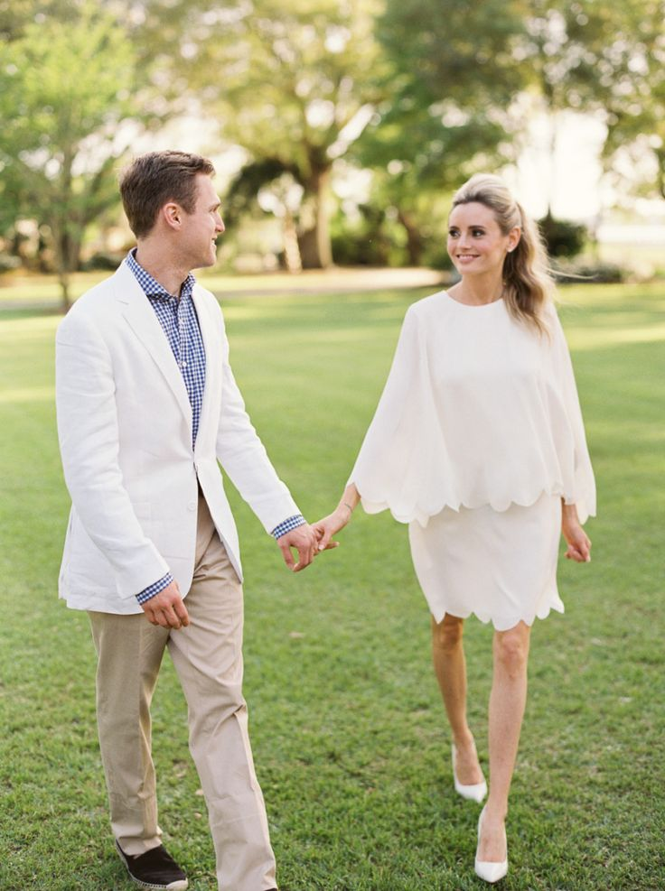 stylish engagement session