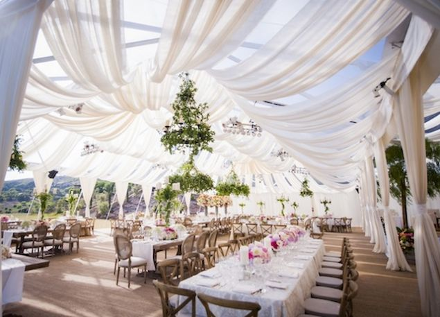 wedding venue, private estate wedding, wedding marquee tent http://itgirlweddings.com/questions-to-ask-a-private-estate-wedding-venue/