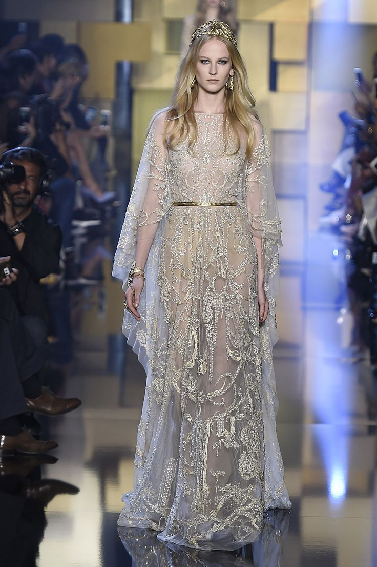 2016 paris bridal couture runway it girl weddings for Haute couture shopping