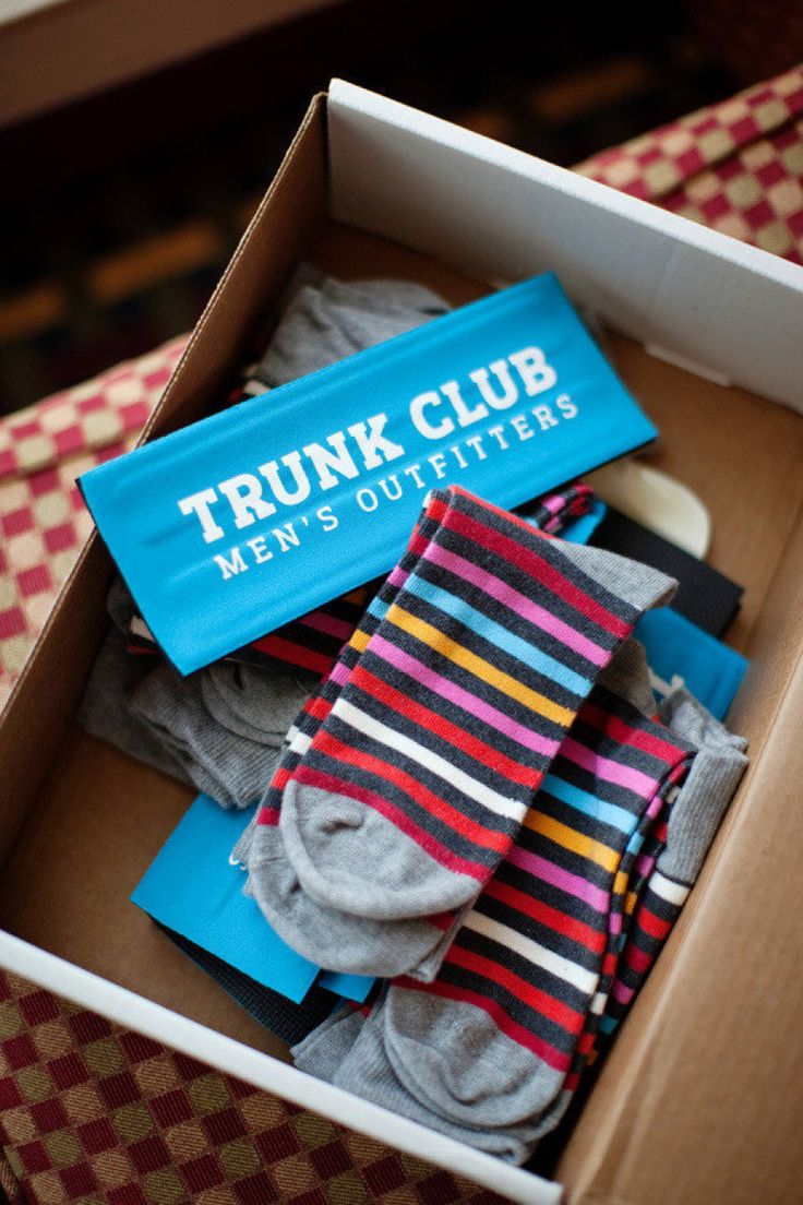 trunk club men's outfitters