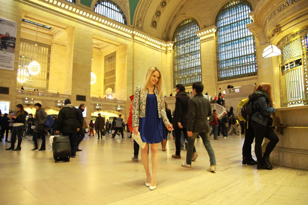 Caitlin Hartley of Styled American in grand central station, frequently asked questions