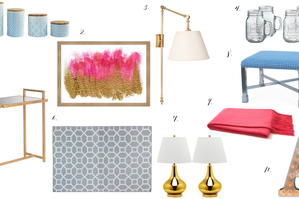 10 HOME DECOR ITEMS ON MY SHOPPING LIST