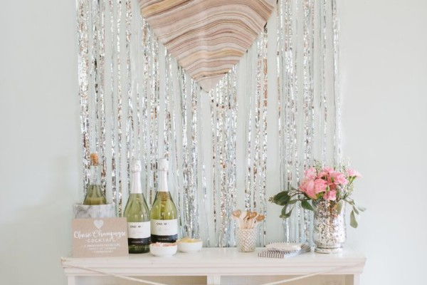 BUBBLY ENGAGEMENT PARTY