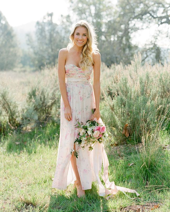 plum pretty sugar bridesmaids dress