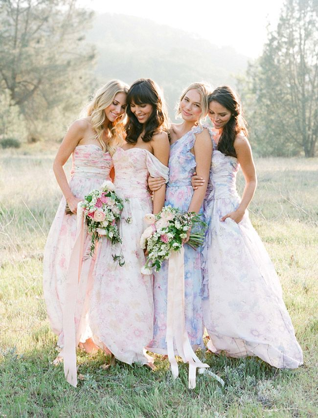 plum pretty sugar bridesmaids dresses
