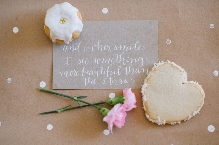 and in her smile I see something more beautiful than the stars card