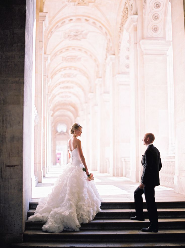 bride and groom formal shot ideas