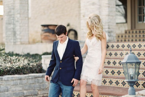 LA RIO MANSION ENGAGEMENT SESSION