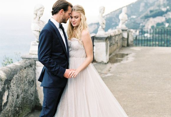 AMALFI COAST WEDDING INSPO