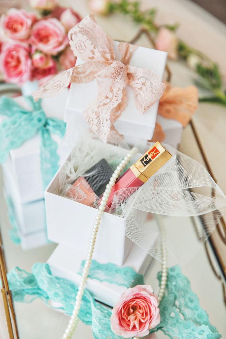 Boudoir Bridal Shower | It Girl Weddings