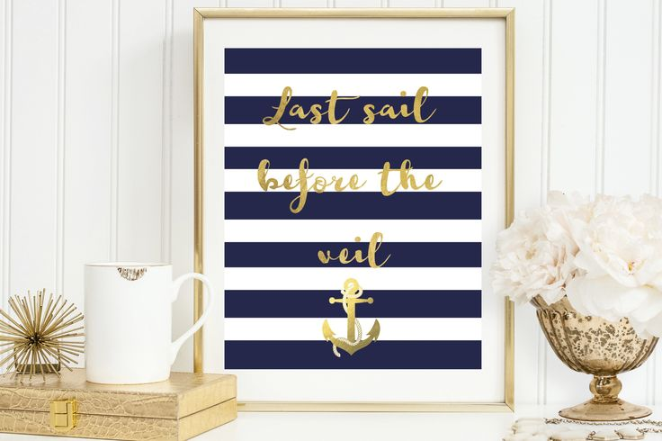 Last sail before the veil sign, nautical wedding sign, what is liketoknow.it and how to sign-up?