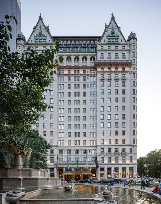the plaza hotel in nyc, wedding venue