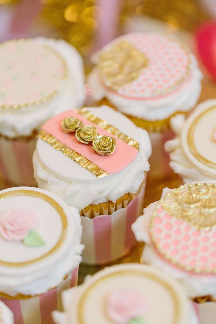 pink-and-gold-bridal-shower-cupcakes