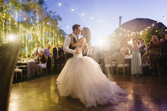 50 first dance songs it girl weddings first dance in glamorous princess ball gown junglespirit Gallery
