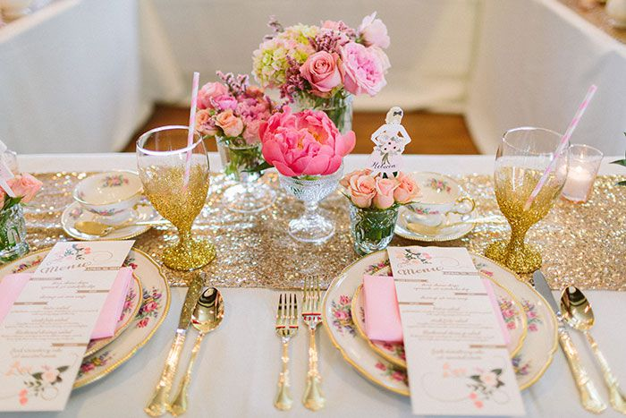 sequin-and-pink-bridal-shower
