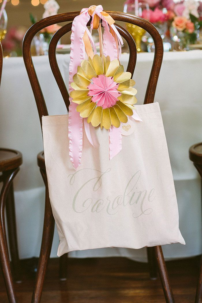 custom-gift-bags-on-backs-of-chairs