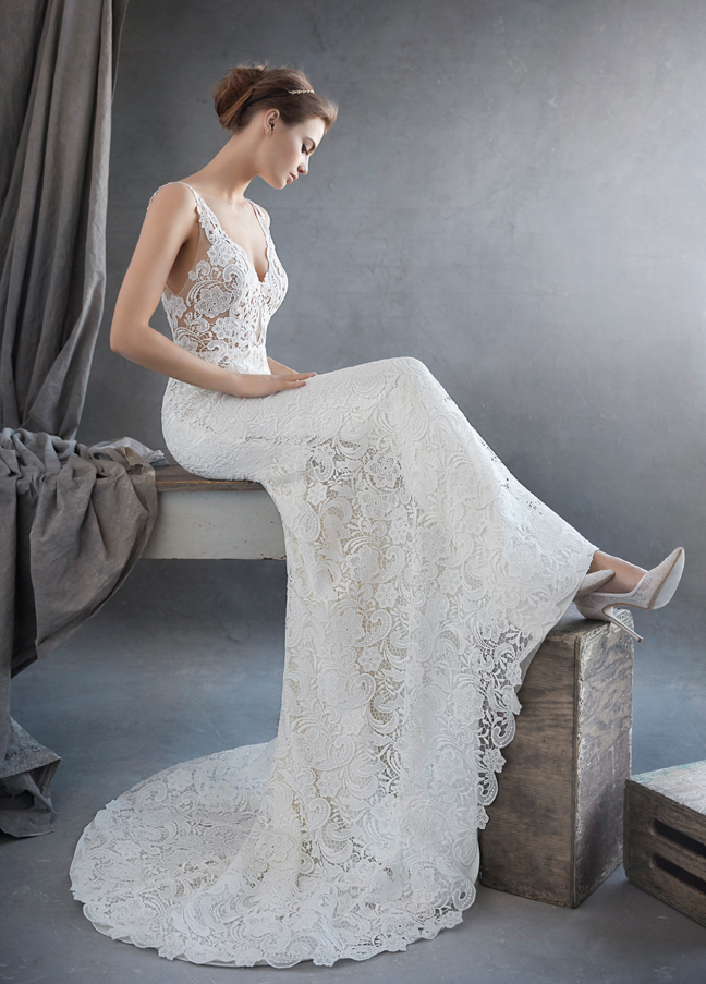 lazaro-bridal-lace-trumpet-v-neckline-shear-cut-out-side-panels-chapel-train-3609_zm