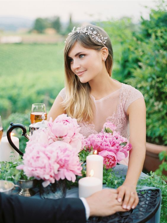 girl-in-long-pink-gown-jewel-halo-crown
