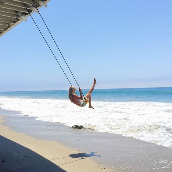 girl-on-swing-at-bachelorette-party