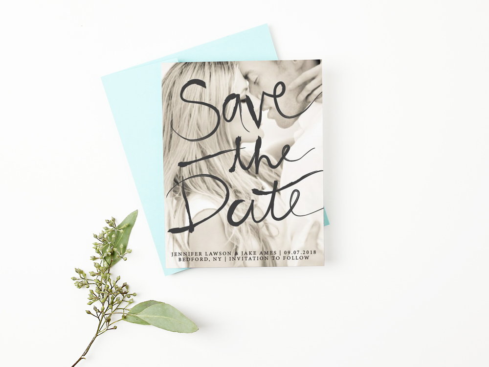 save-the-date-basic-invite http://itgirlweddings.com/new-collections-from-basic-invite/