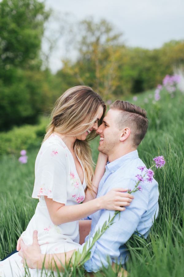 laughing-engagement-session http://itgirlweddings.com/nikki-ferrels-engagement-session/