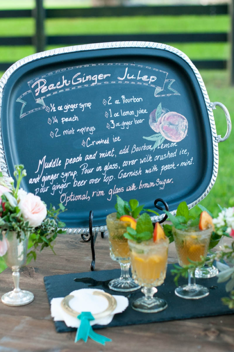 how to host a kentucky derby bridal shower