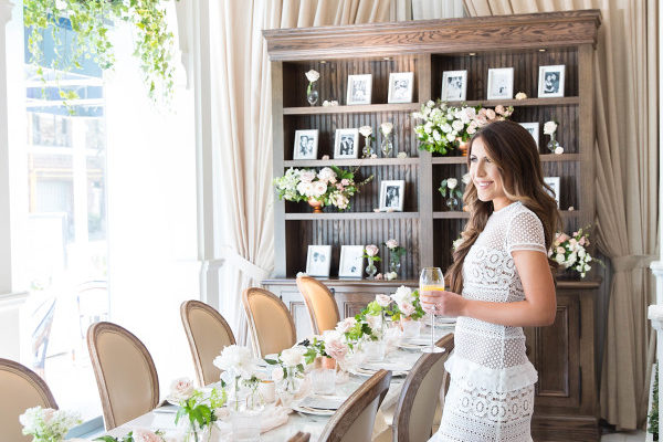 TIPS FOR CREATING A PHOTO WORTHY BRIDAL SHOWER