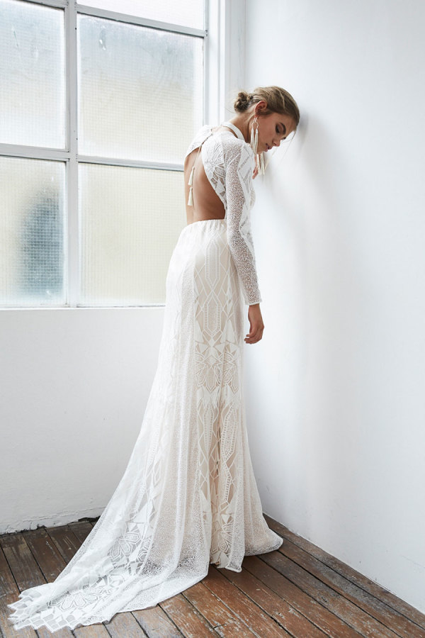 white-lace-wedding-dress http://itgirlweddings.com/new-collection-from-grace-loves-lace/