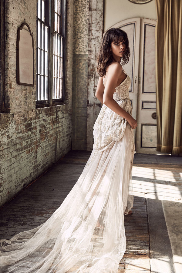 strapless-grace-loves-lace-wedding-dress http://itgirlweddings.com/new-collection-from-grace-loves-lace/