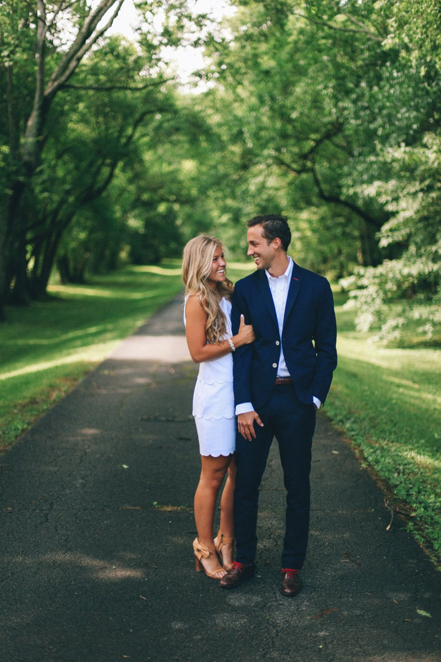 engaged-duo http://itgirlweddings.com/how-one-couple-nailed-their-engagement-session/