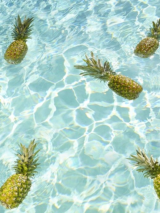 pineapples-in-a-pool http://itgirlweddings.com/bachelorette-party-alternatives/