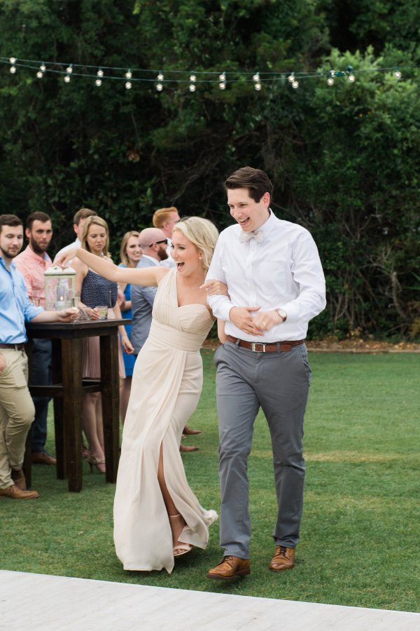 bridal-party-being-announced http://itgirlweddings.com/seaside-florida-wedding/