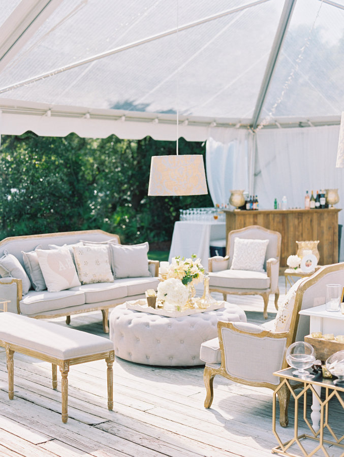 modern-grey-wedding-cocktail-tables-couches-decor http://itgirlweddings.com/seaside-florida-wedding/