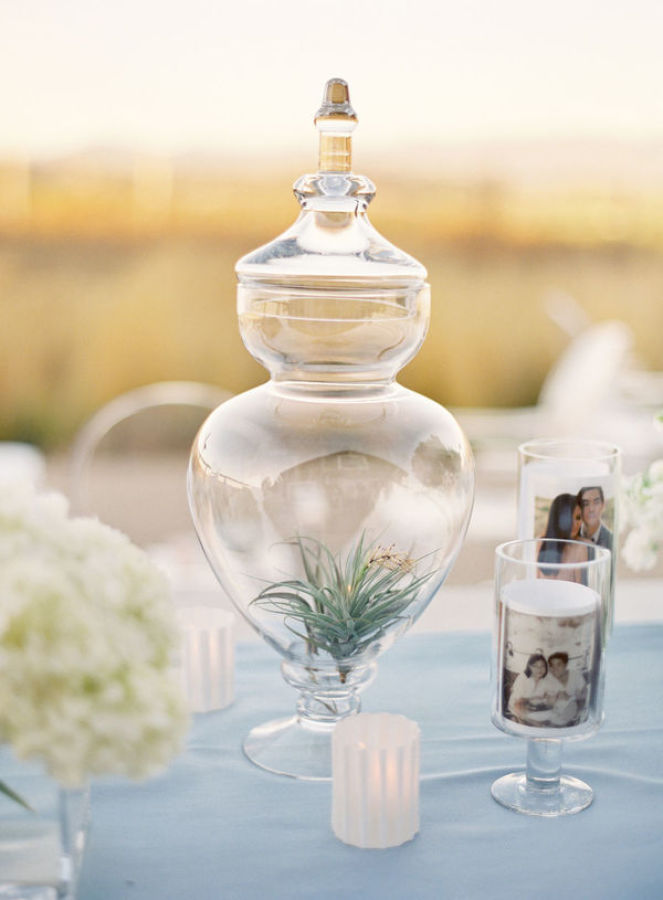 wedding pictures on candles http://itgirlweddings.com/modern-napa-valley-wedding/